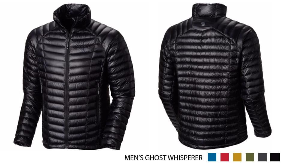 Mountain Hardwear Ghost Whisperer Down Jacket - Men's