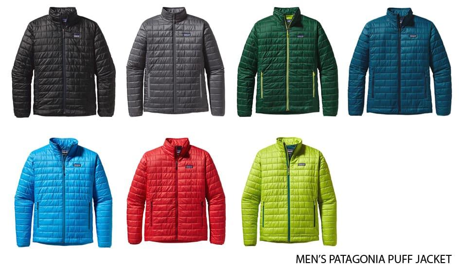 Patagonia Puff Jacket Men's