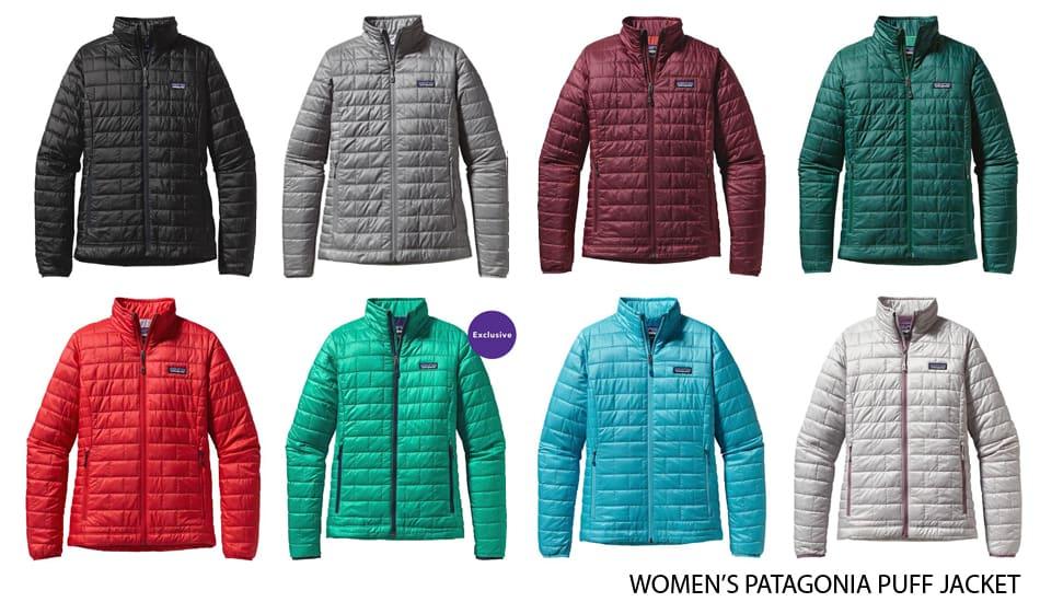 Patagonia Puff Jacket Women's