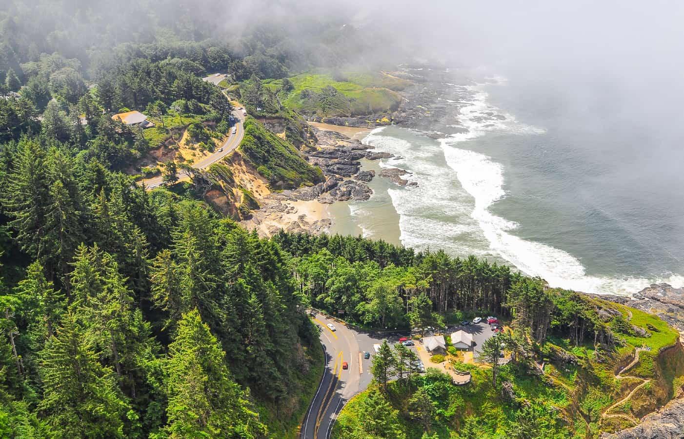Hike Oregon Coast
