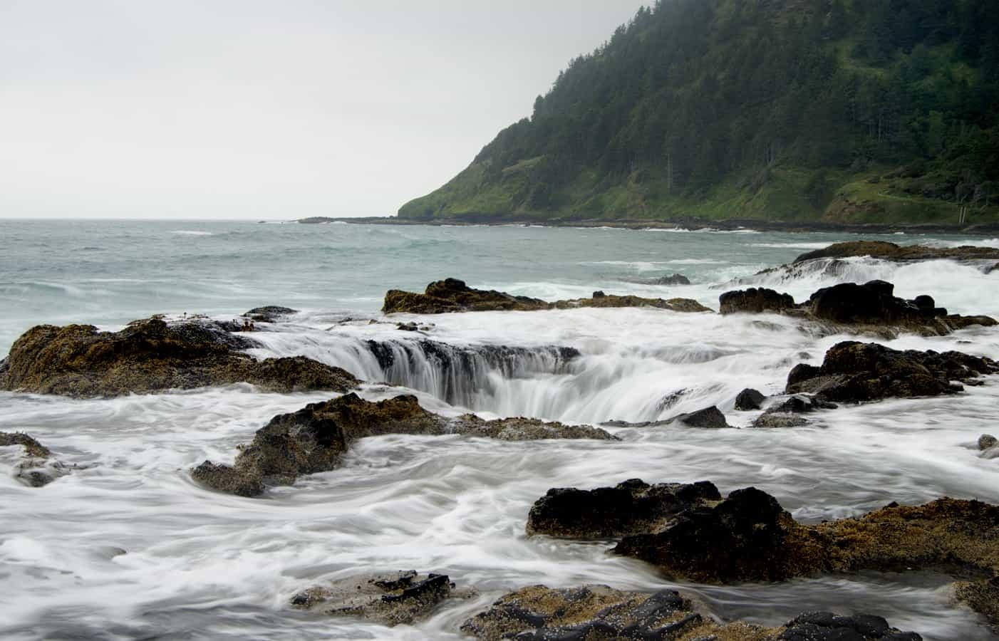 Hiking Oregon: Cape Peretua National Scenic Area