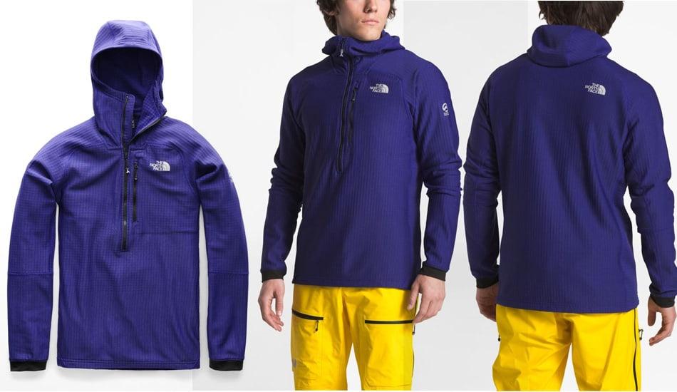 Fall Hiking Gear Fleece Jacket