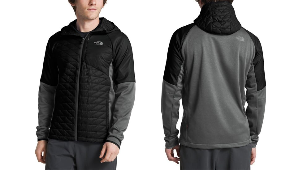 Fall Hiking Gear Insulated Jacket