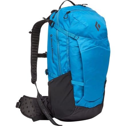 Fall Hiking Gear Packs