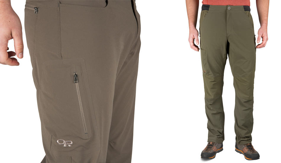 Fall Hiking Gear Pants