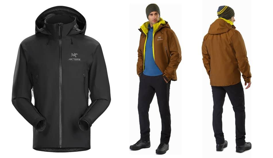 Fall Hiking Gear Shell Jackets