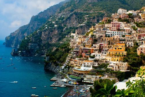 Positano Amalfi Coast Compania Italy