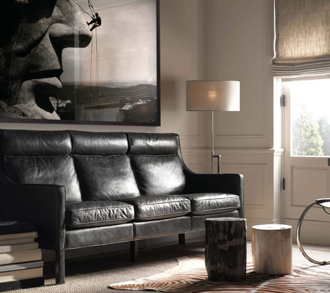 Masculine Interior - Apartment