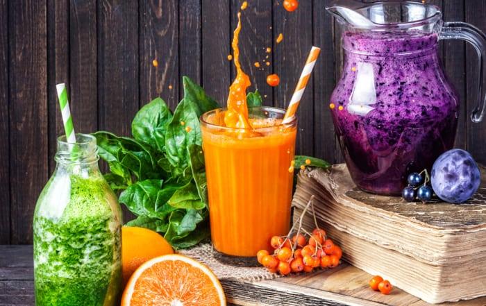 Nutritional Balance & Training