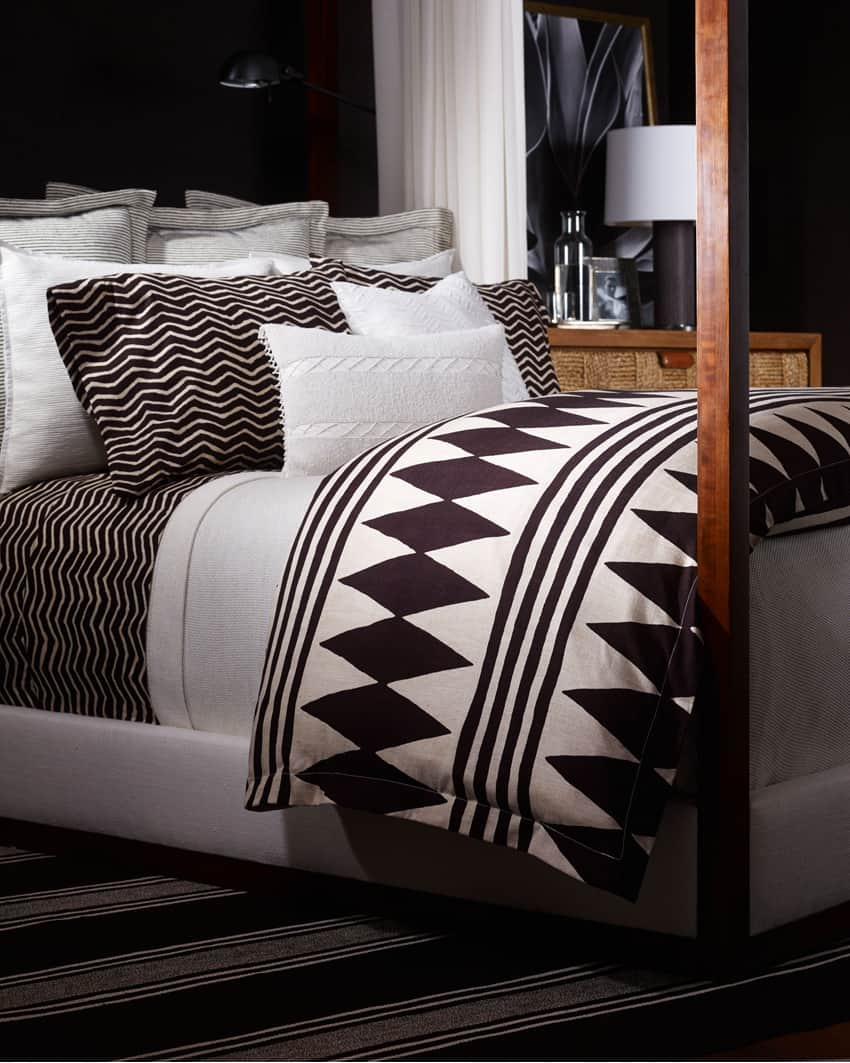 Ralph Lauren Black Palms Bedding