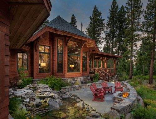 Curated Style: Cabin in the Woods