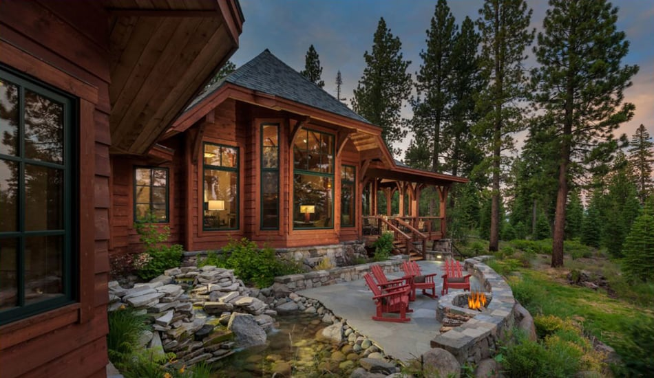 The Curated Home Cabin Design Ideas