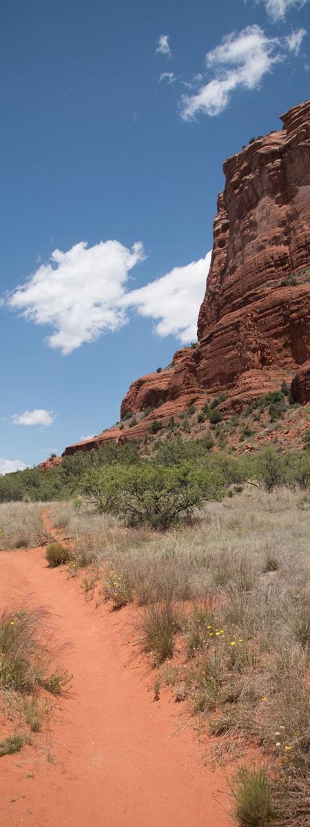 Hiking Sedona AZ