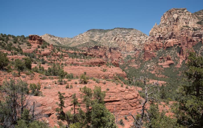 Hiking Sedona Brins Trail