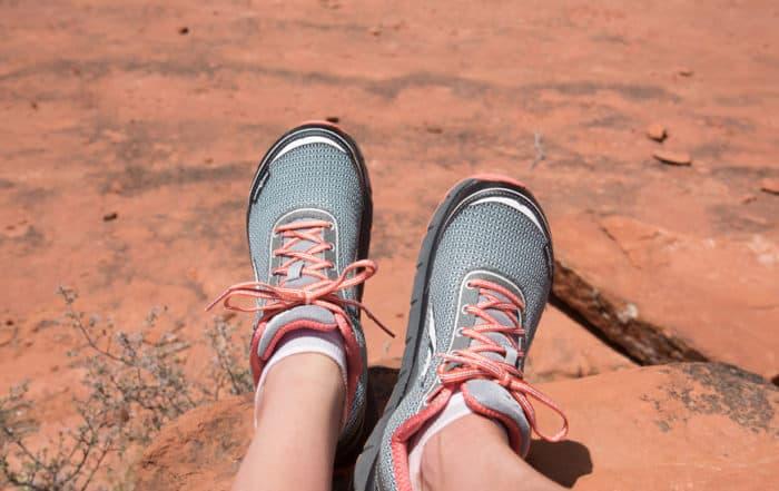 Hiking Trail Shoes - Women's Altra Lone Peak 2.5