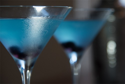 Blueberry Martini Recipe