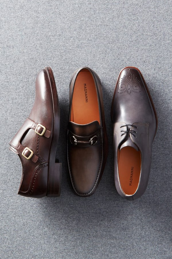 Cole Haan Harrison Double Monk Shoe
