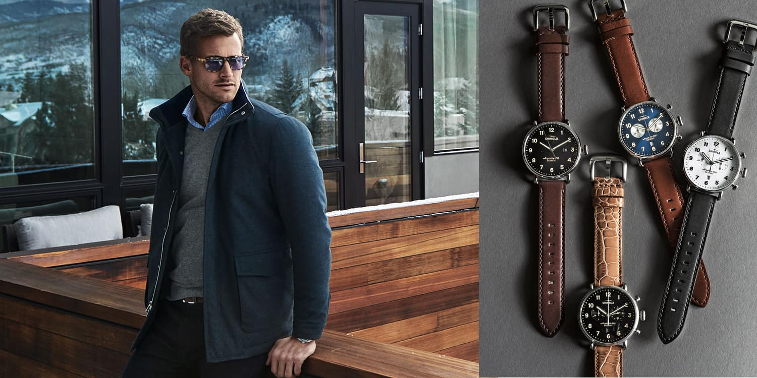 Gifts for the Well-Dressed Man