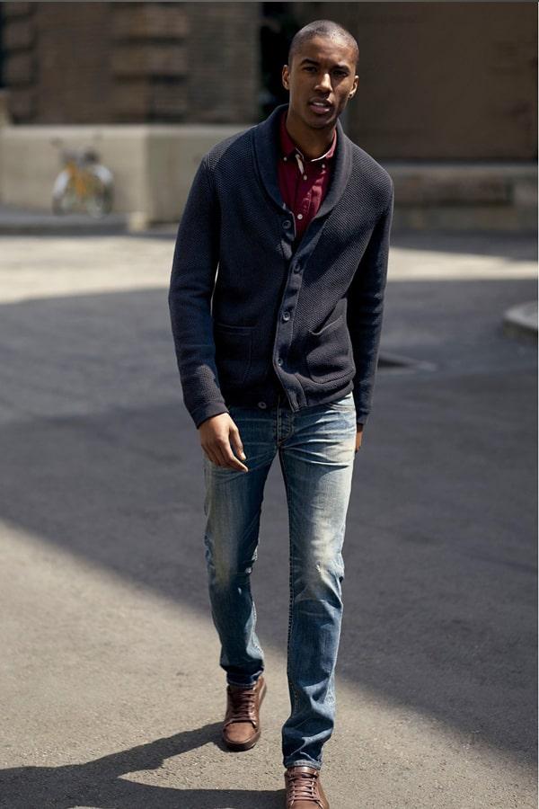 Rag & Bone Slouchy Slim Fit Jeans