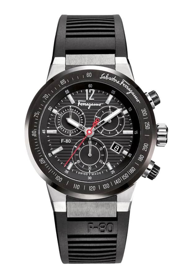 Salvator Ferragamo Chronograph Watch