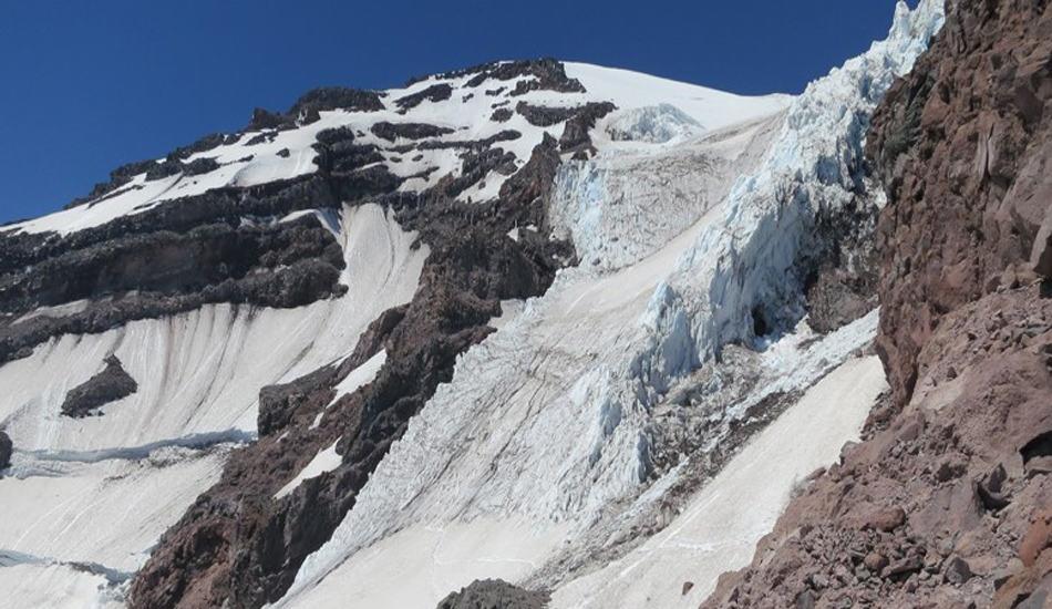Kautz Chute Mt Rainier