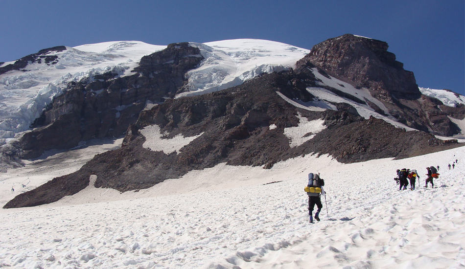 Muir Snow Field