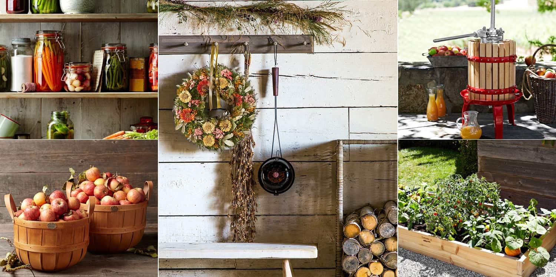 Agrarian & Gardening | Shop Lifestyle