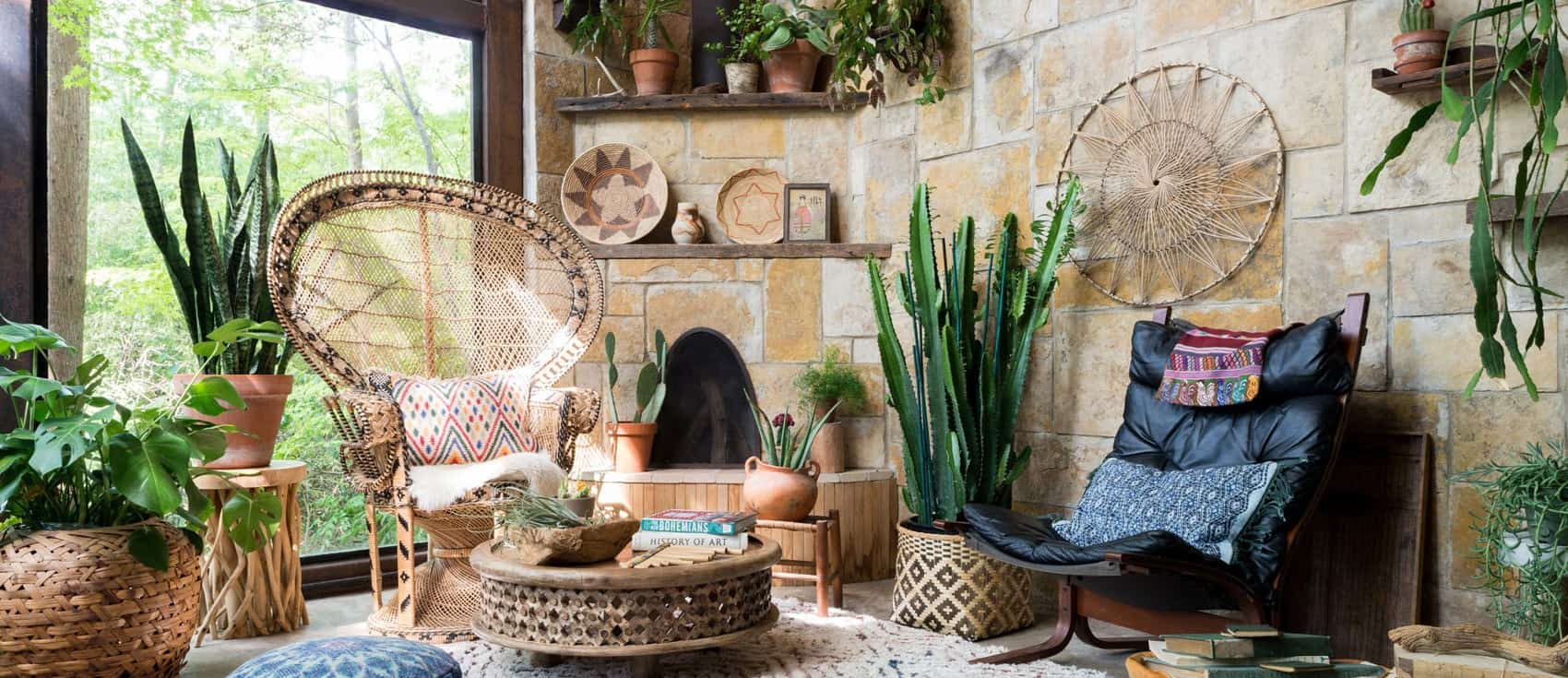Boho Decorating Ideas