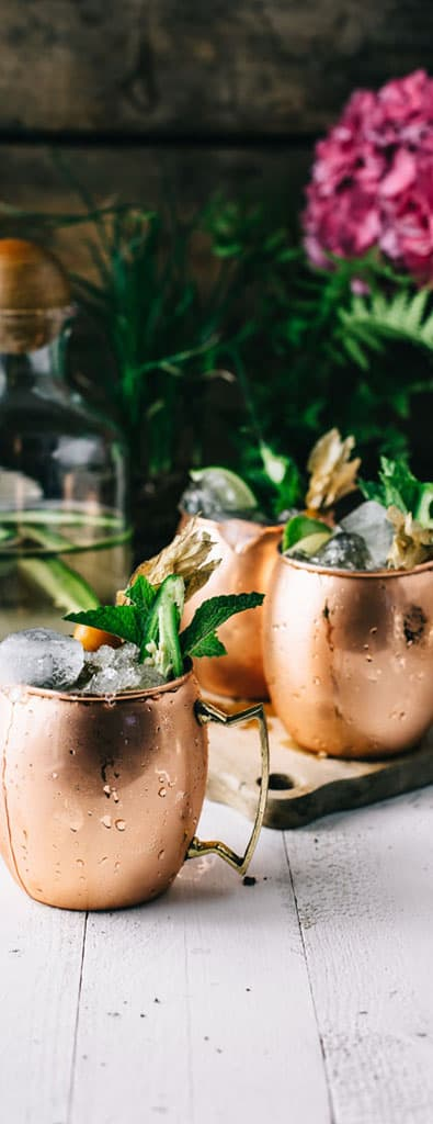 Mule Cocktail Recipe