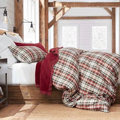 The Rustic Bedroom